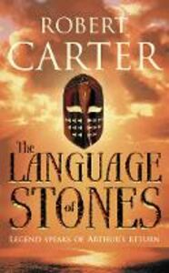Ebook in inglese Language of Stones Carter, Robert