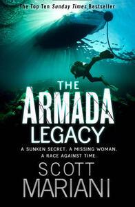 The Armada Legacy - Scott Mariani - cover