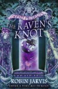 The Raven's Knot - Robin Jarvis - cover
