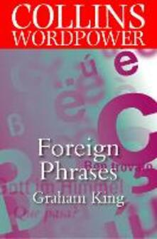 Foreign Phrases (Collins Word Power)