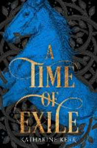 Ebook in inglese Time of Exile Kerr, Katharine