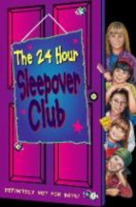 Foto Cover di The 24 Hour Sleepover Club, Ebook inglese di Fiona Cummings, edito da HarperCollins Publishers