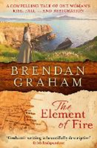 Ebook in inglese The Element of Fire Graham, Brendan