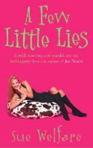 Ebook in inglese Few Little Lies Welfare, Sue