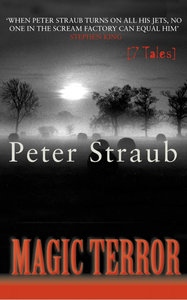 Ebook in inglese Magic Terror Straub, Peter
