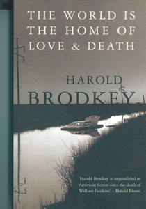Ebook in inglese World Is the Home of Love and Death Brodkey, Harold