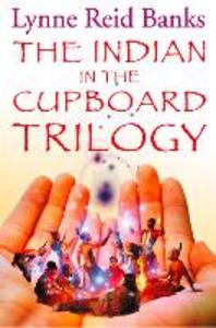 Ebook in inglese Indian in the Cupboard Trilogy Banks, Lynne Reid