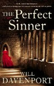Ebook in inglese Perfect Sinner Davenport, Will