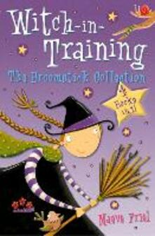 Broomstick Collection: Books 1-4 (Witch-in-Training)