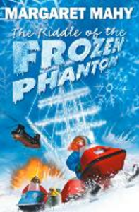 Ebook in inglese Riddle of the Frozen Phantom Mahy, Margaret