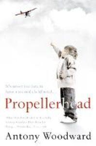 Ebook in inglese Propellerhead Woodward, Antony