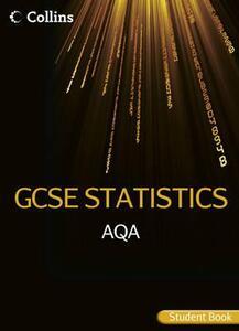 AQA GCSE Statistics Student Book - Anne Busby,Rob Ellis,Rachael Harris - cover