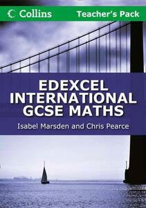 Edexcel International GCSE Maths Teacher Guide - Isabel Marsden,Chris Pearce - cover