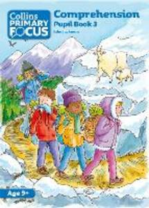 Comprehension: Pupil Book 3 - John Jackman - cover