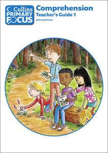 Comprehension: Teacher's Guide 1 - John Jackman - cover