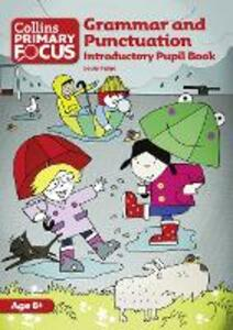 Grammar and Punctuation: Introductory Pupil Book - Louis Fidge - cover