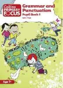 Grammar and Punctuation: Pupil Book 1 - Louis Fidge - cover