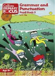 Grammar and Punctuation: Pupil Book 3 - Louis Fidge - cover
