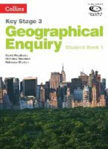 Geographical Enquiry Student Book 1 - David Weatherly,Nicholas Sheehan,Rebecca Kitchen - cover