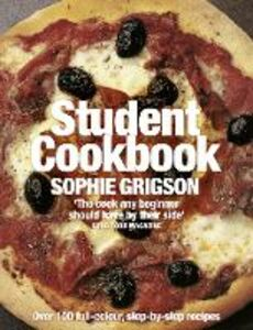 Ebook in inglese Student Cookbook Grigson, Sophie