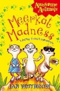 Meerkat Madness - Ian Whybrow - cover