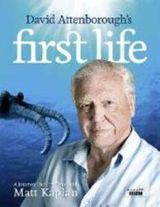 Foto Cover di David Attenborough's First Life, Ebook inglese di Matt Kaplan, edito da HarperCollins Publishers
