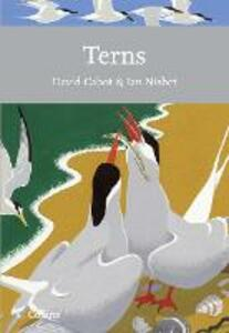 Terns - David Cabot,Ian Nisbet - cover