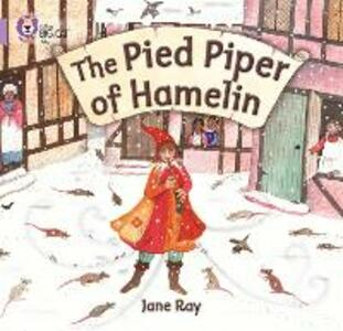 The Pied Piper of Hamelin: Band 00/Lilac - Jane Ray - cover