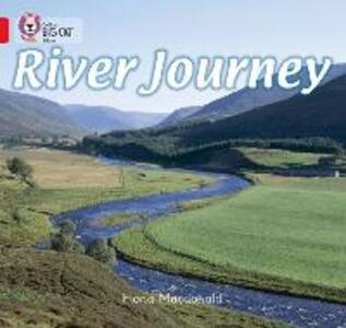 River Journey: Band 02b/Red B - Fiona MacDonald - cover