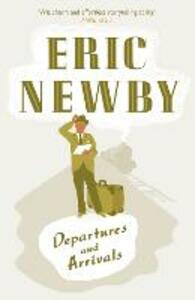 Departures and Arrivals - Eric Newby - cover