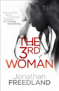 The 3rd Woman - Jonathan Freedland - cover