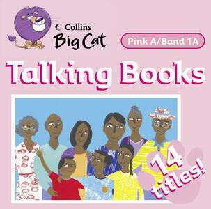 Talking Books: Band 01a/Pink a - cover