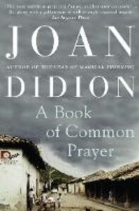 Ebook in inglese Book of Common Prayer Didion, Joan