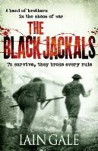 Ebook in inglese Black Jackals Gale, Iain