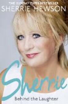 Behind the Laughter - Sherrie Hewson - cover