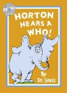 Horton Hears a Who - Dr. Seuss - cover