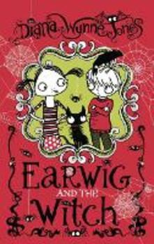 EARWIG AND THE WITCH - Diana Wynne Jones - cover