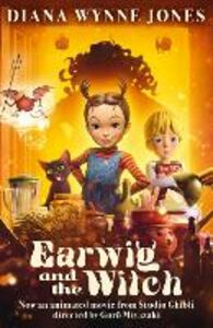 Ebook in inglese EARWIG AND THE WITCH Jones, Diana Wynne