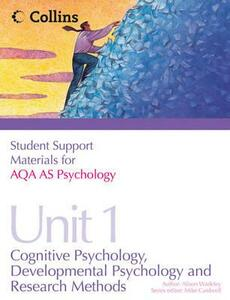 Student Support Materials for Psychology - Alison Wadeley - cover