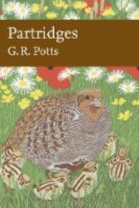 Partridges: Countryside Barometer - G. R. (Dick) Potts,Francis Buner - cover