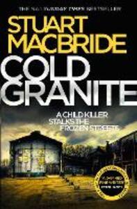 Cold Granite - Stuart MacBride - cover