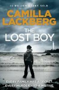 The Lost Boy - Camilla Lackberg - cover