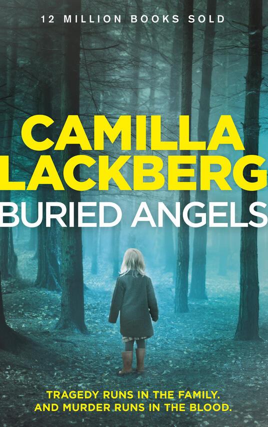 Buried Angels (Patrik Hedstrom and Erica Falck, Book 8)