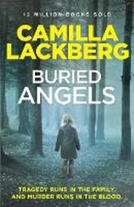 Buried Angels - Camilla Lackberg - cover