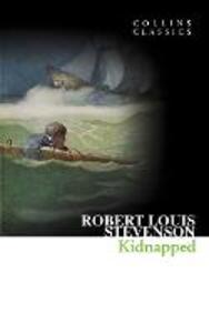 Kidnapped - Robert Louis Stevenson - cover