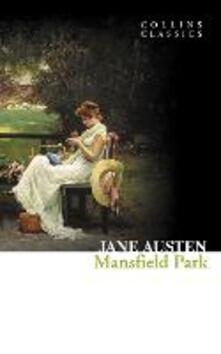 Mansfield Park - Jane Austen - cover