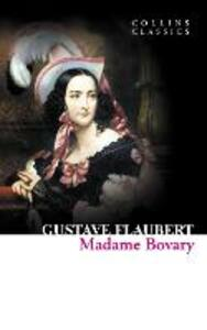 Madame Bovary - Gustave Flaubert - cover