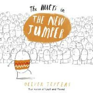 The New Jumper - Oliver Jeffers - cover