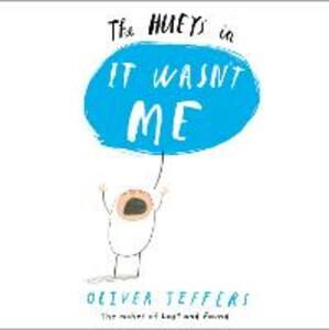 It Wasn't Me - Oliver Jeffers - cover