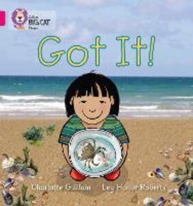 Got It!: Band 01b/Pink B - Charlotte Guillain - cover
